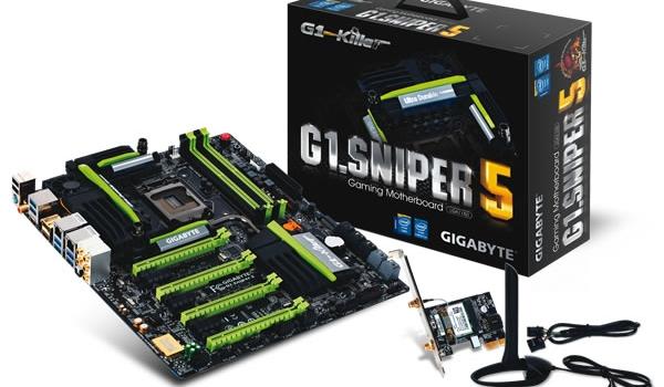 GIGABYTE představil herní základní desky G1-Killer řady 8